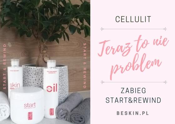 Cellulit? Teraz to nie problem – START&REWIND