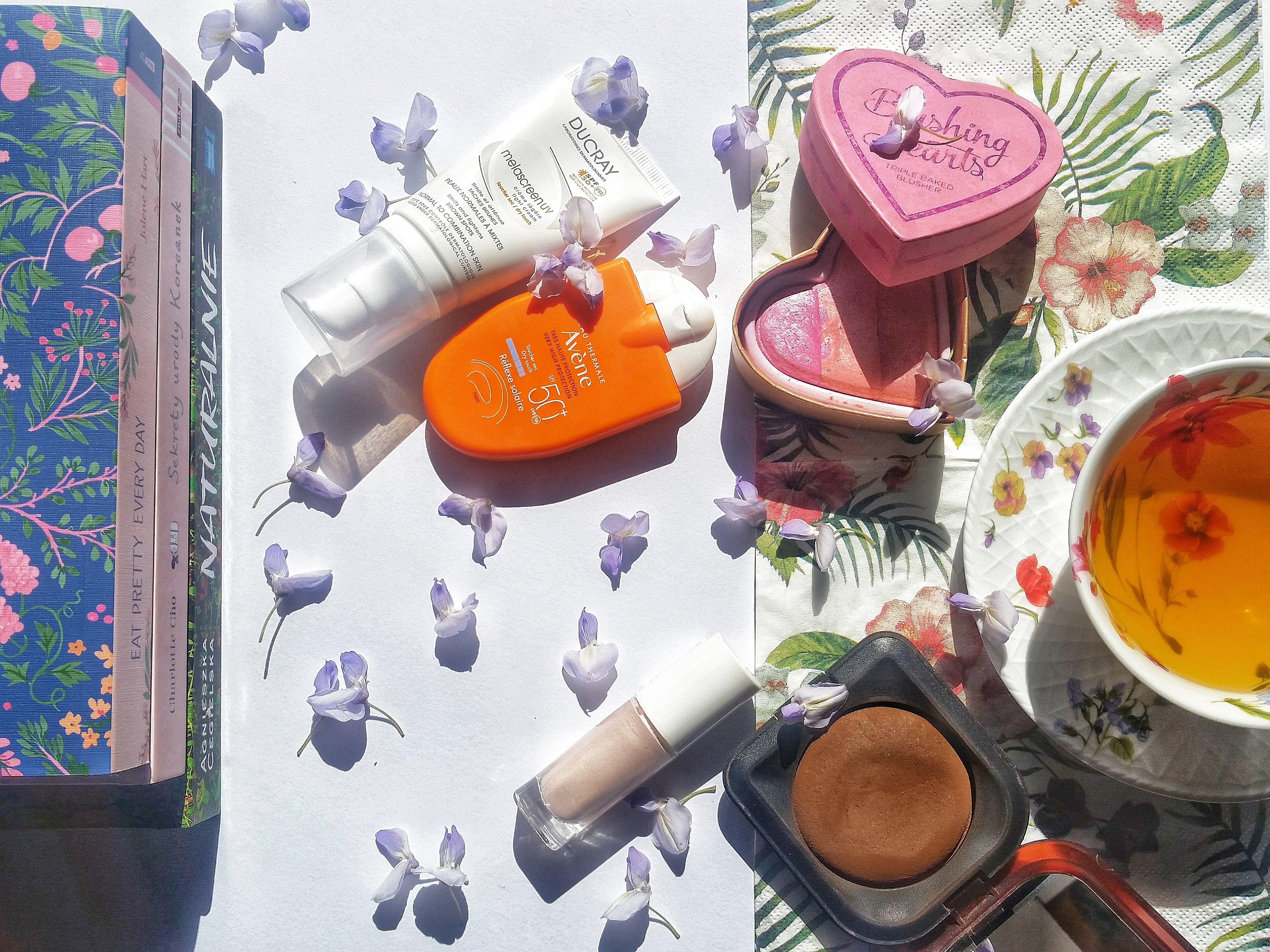 Pamiętaj codziennie rano o kremie z filtrem przeciwsłonecznym
