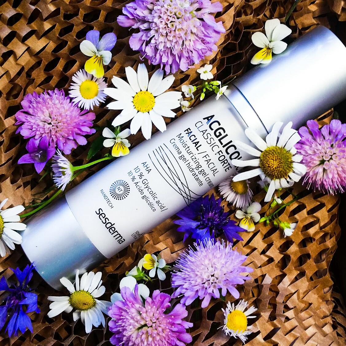 Anti-aging dla skóry tłustej i mieszanej – Acglicolic Classic Forte